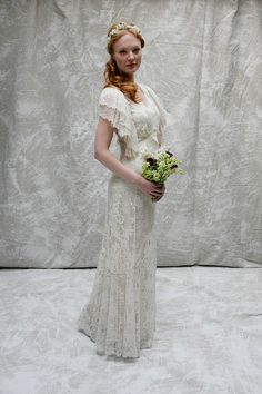 Sally Lacock ~ Vintage Inpsired Wedding Dresses For The Modern Day Bride.......My dream dress.