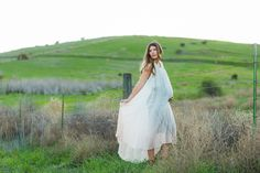 Fawn Over Baby: A Stunning Canyon Maternity Session By Angel Osorio Photography