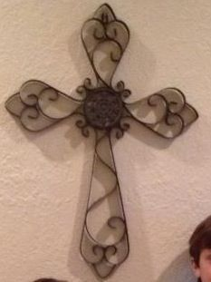 diy cardboard crosses for crafts - Google Search