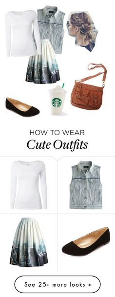 """cute city outfit"" by katyrb on Polyvore featuring moda, J.Crew, Chicwish, White Stuff, Charlotte Russe e Wet Seal"