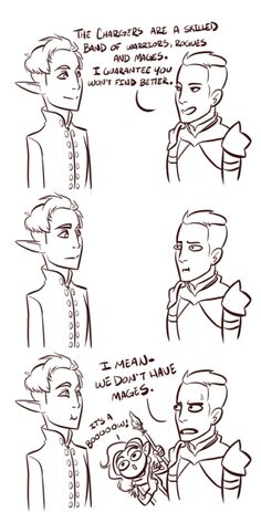 dragon age inquisition - Oh Dalish...