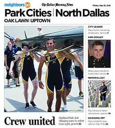 05/25: Highland Park Crew prepares for a new name and a national competition. http://www.neighborsgo.com/stories/83378