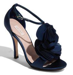 REVEL: Navy Wedding Shoes Keywords: #navyblueweddings ...