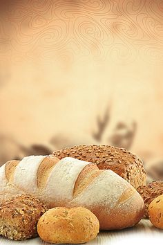 Bread Recipes, Whole Food Recipes, Blog Backgrounds, Bakery Logo, Bakery Design, Cafe Food, Bread Food, Food Photography, Food And Drink