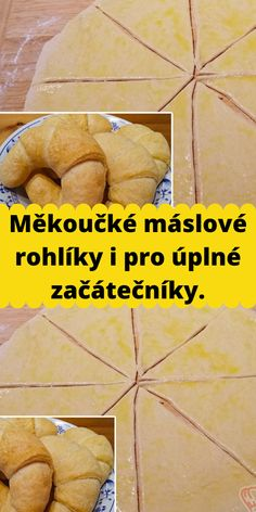 Czech Recipes, 20 Min, Food And Drink, Bread, Cheese, Breakfast, Hampers, Morning Coffee, Brot