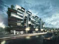the3dbakery image for a housing project in Melbourne.