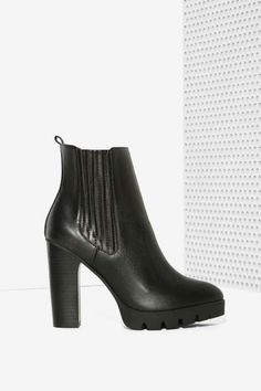 Report Polk Vegan Leather Boot