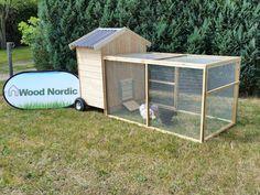 Wood Nordic - Hønsehuse