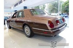 1999 Rolls-Royce Silver Seraph Sedan |
