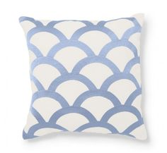 C Wonder pillow- maybe I could DIY with ribbon
