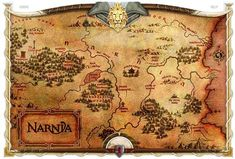 Narnia map, I want this, the LOTR map, the Hogwarts map and a bunch of others painted on my wall in one of my houses one day that would be AMAZING!!