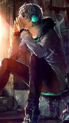anime boy <3
