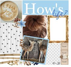 """How's life // Lauren's Blog"" by lauren-03 ❤ liked on Polyvore"