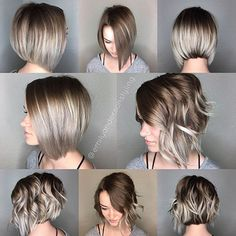 78 New Best Short Haircuts 2019 Featuring the Latest haircuts and hairstyles for all seasons. 78 New Best Short Haircuts Side Shaved Short Haircut for Hi Haircuts For Curly Hair, Long Bob Hairstyles, Curly Hair Styles, Bobs For Wavy Hair, Female Hairstyles, Hairstyle Short, Hairstyles 2018, Pixie Haircuts, Summer Hairstyles