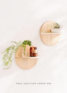 Oh So Shelfish: 15 Cool Shelves Under $50