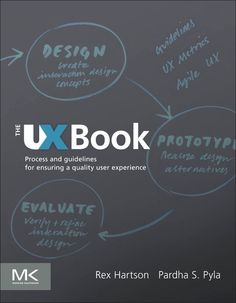 """Category: Most Promising New Textbook (College) """"The UX Book: Process and Guidelines for Ensuring a Quality User Experience""""  1st ed.  By Rex Hartson and Pardha Pyla 