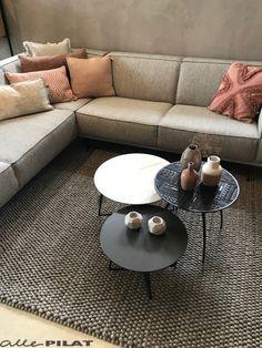 Elegant Living Room, Boho Living Room, Home And Living, Living Room Decor, Interior Design Living Room, Living Room Designs, Deco Studio, White Bedroom Decor, Living Room Mirrors
