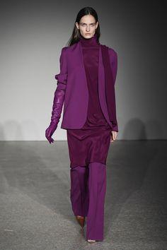 Erika Cavallini Fall 2018 Ready-to-wear Fashion Show Collection