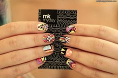easy nail designs for kids to do