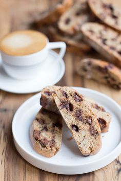 Chocolate Chip Coffee Biscotti | Community Post: 21 Heavenly Ways To Have Coffee For Dessert