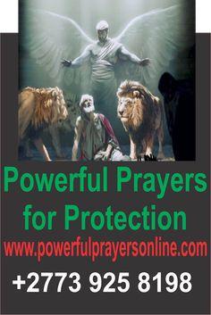 Protection prayer in VeronA La Spezia Naples Florence Rome Germany