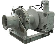 single drum mooring winch in low price for sale