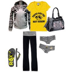 Why MIZZOU will never really fit in with the SEC...what good southern girl would ever wear this?