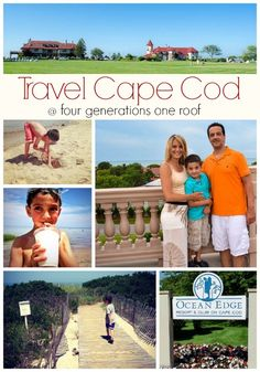 Take a summer vacation to Cape Cod {places to stay + things to do} @Mandy Bryant Dewey Generations One Roof #BHGSUMMER