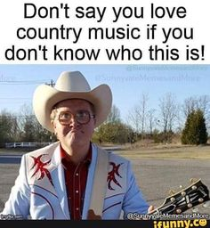 Don't say you love country music if you don't know who this islr - iFunny :) Bubbles Trailer Park Boys, Trailer Park Boys Quotes, Music Memes, Music Humor, Randy Bobandy, Stupid Funny, Hilarious, Say You, Popular Memes