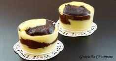 Budino+vaniglia+e+cioccolato+|+Ricetta+facile
