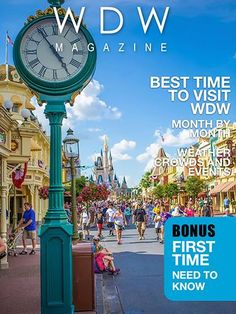 WDW Magazine Issue 4 is out!