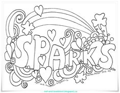 Canadian Guide Coloring Page Print these out and leave them at