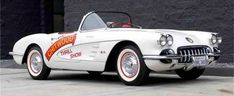 Our Pick of the Day is one of the cars Chitwood used in his shows, a 1958 Chevrolet Corvette being offered for sale on ClassicCars.com by a nationally respected Corvette specialist dealer in Napoleon, Ohio.