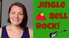 Villancico | Jingle Bell ROCK | Pronunciación | Inglés con Anna