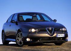Alfa Romeo 156 GTA (2001)