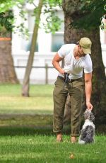 David Gandy Spotted with his rescue dog Dora in a West London park in London - Celebs Gallery David James Gandy, West London, Rescue Dogs, Celebs, Park, Templates, Celebrities, Parks, Celebrity