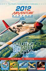 EAA Oshkosh 2012 AirVenture:  Soluting the Greatest Generation