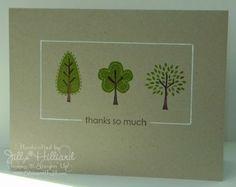 "Jill's Card Creations: Its a ""no layers"" kinda day"