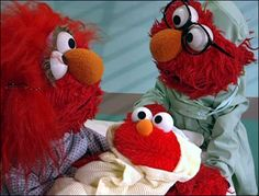 This is a clip from Elmo's World where a birthday cake tells Elmo all about birthdays. Sesame Street Muppets, Sesame Street Characters, Sesame Street Place, Elmo World, Fraggle Rock, The Muppet Show, Childhood Days, Jim Henson, Kids Tv