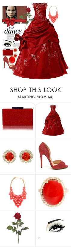 """""""The Last Dance"""" by egordon2 ❤ liked on Polyvore featuring mode, Anja, Kate Spade, women's clothing, women's fashion, women, female, woman, misses et juniors"""