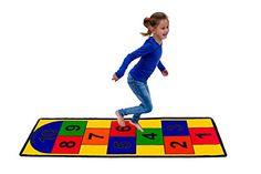 Hopscotch  Play Carpets Learning Carpets http://www.amazon.com/dp/B00001OHEQ/ref=cm_sw_r_pi_dp_iNzVvb00W9GA3