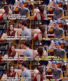 Big Bang Theory Show, Big Bang Theory Quotes, Big Bang Theory Funny, Tv Quotes, Movie Quotes, Funny Quotes, Fandoms, Best Tv Shows, Bigbang