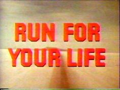 A recent study found that running 1-2.5 hours per week consistently increased life span by 6.2 years for men and 5.6 years for women....Run, for your life!