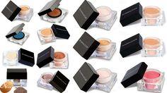 Minerale make-up van MINERALOGIE natuurlijke cosmetica. 100% pure mineralen, hoge zinkgehalte ontstekingsremmende werking acne en rosacea; Uniek SPF26-30