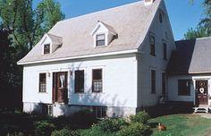 Maisons style reine anne sur pinterest maisons de style victorien architec - Maison style francaise ...