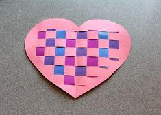 Valentines Day Bible Heart Craft for Kids | True Aim