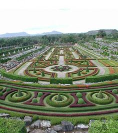The Most Beautiful Gardens In The World You Have To Visit In a Lifetime, Suan Nong Nooch, Thailand