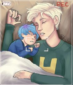 Teddy and cousin Draco Draco Harry Potter, Arte Do Harry Potter, Harry Potter Artwork, Harry Potter Ships, Harry Potter Facts, Harry Potter Universal, Harry Potter Characters, Harry Potter World, Yer A Wizard Harry
