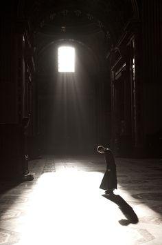 Vatican Monk by Dan Kwon Jr