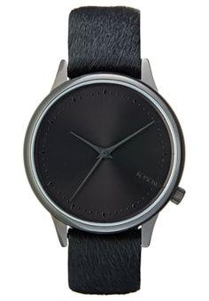 ESTELLE MONTE CARLO PONY - Uhr - black/black